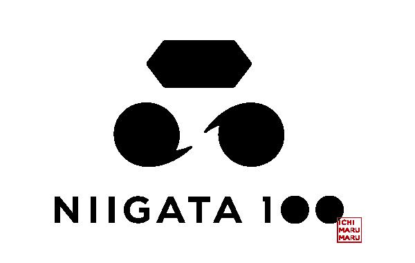 NIIGATA1〇〇 ロゴ