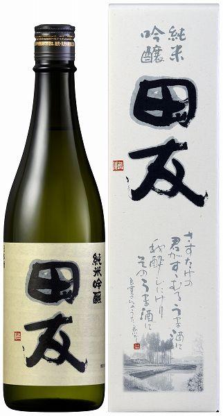田友 純米吟醸 (720ml)