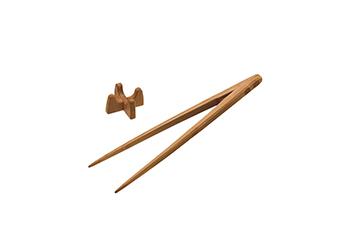 取り分けトング 竹(25cm)