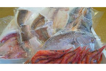 【佐渡島からお届けします】新鮮日本海のさかな干物と切り身セット