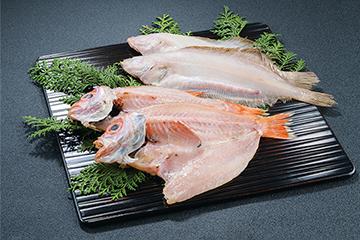魚や片桐寅吉 干魚柳カレイ・のど黒セット
